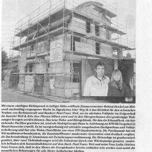 Rodgau Zeitung – November 2008