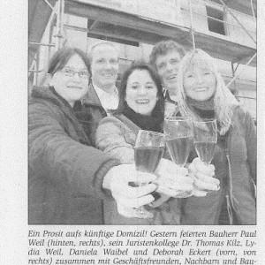Offenbach Post – November 2008